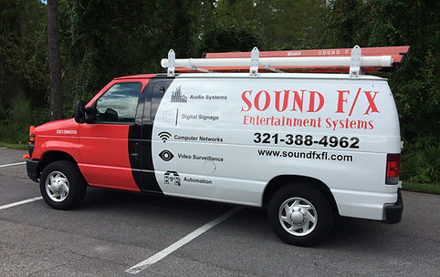 SOUND F/X Sevice Fleet