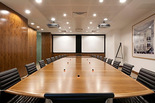 Executive Board Room Media System