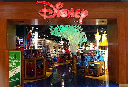 Disney Store - Tampa, Fl.