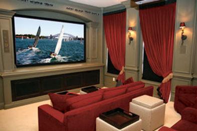 Bous Room Home Cinema Orlando Fl.