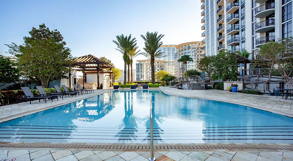 Outdoor Background Music - 55 W Apartments Orlando