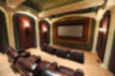 Custom Home Cinema - Orlando Fl.