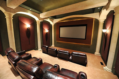 Custom Home Cinema - Orlando Fl.