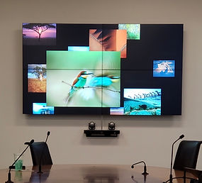 2 X 2 Video Wall