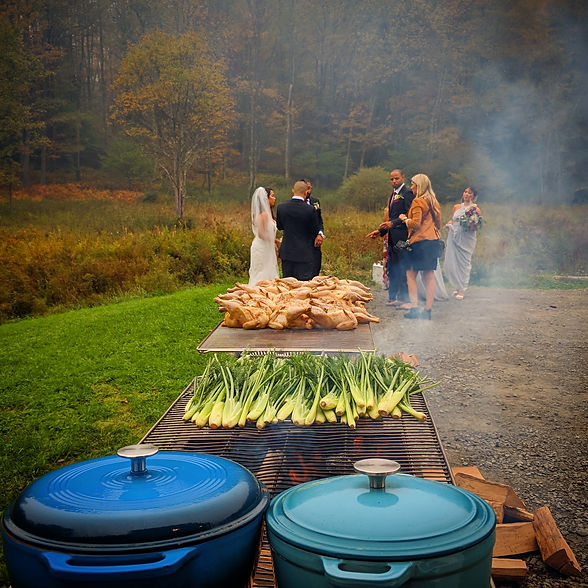Wedding catering, Handsome Hollow NY.