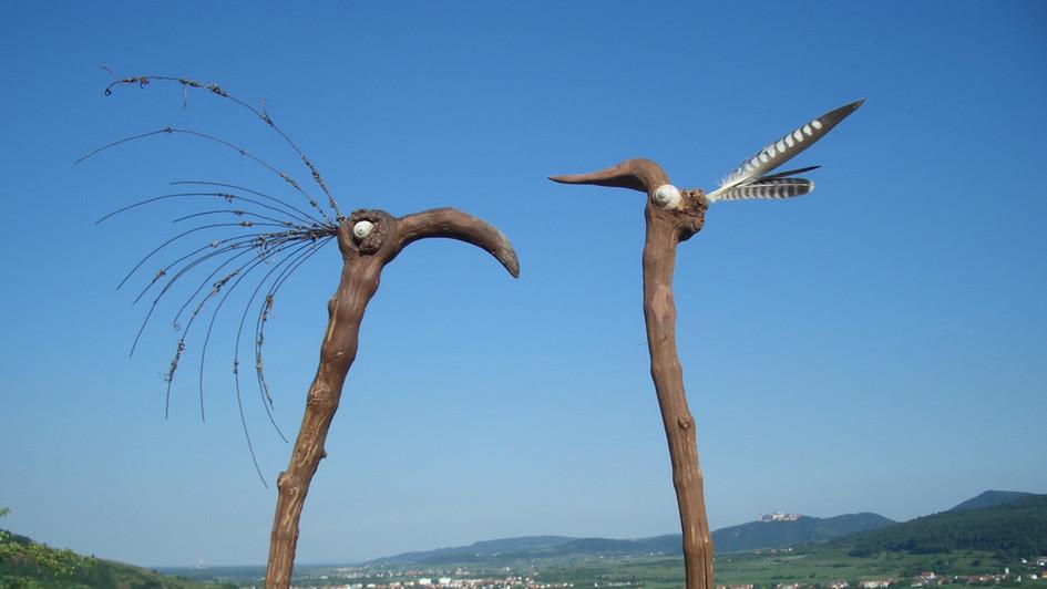 Weinvögel
