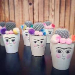 #fridayfridas #fridakahlo #diadelosmuertos #cactuslover#mexico