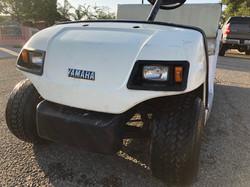 Yamaha Flatbed ( GAS POWERED)
