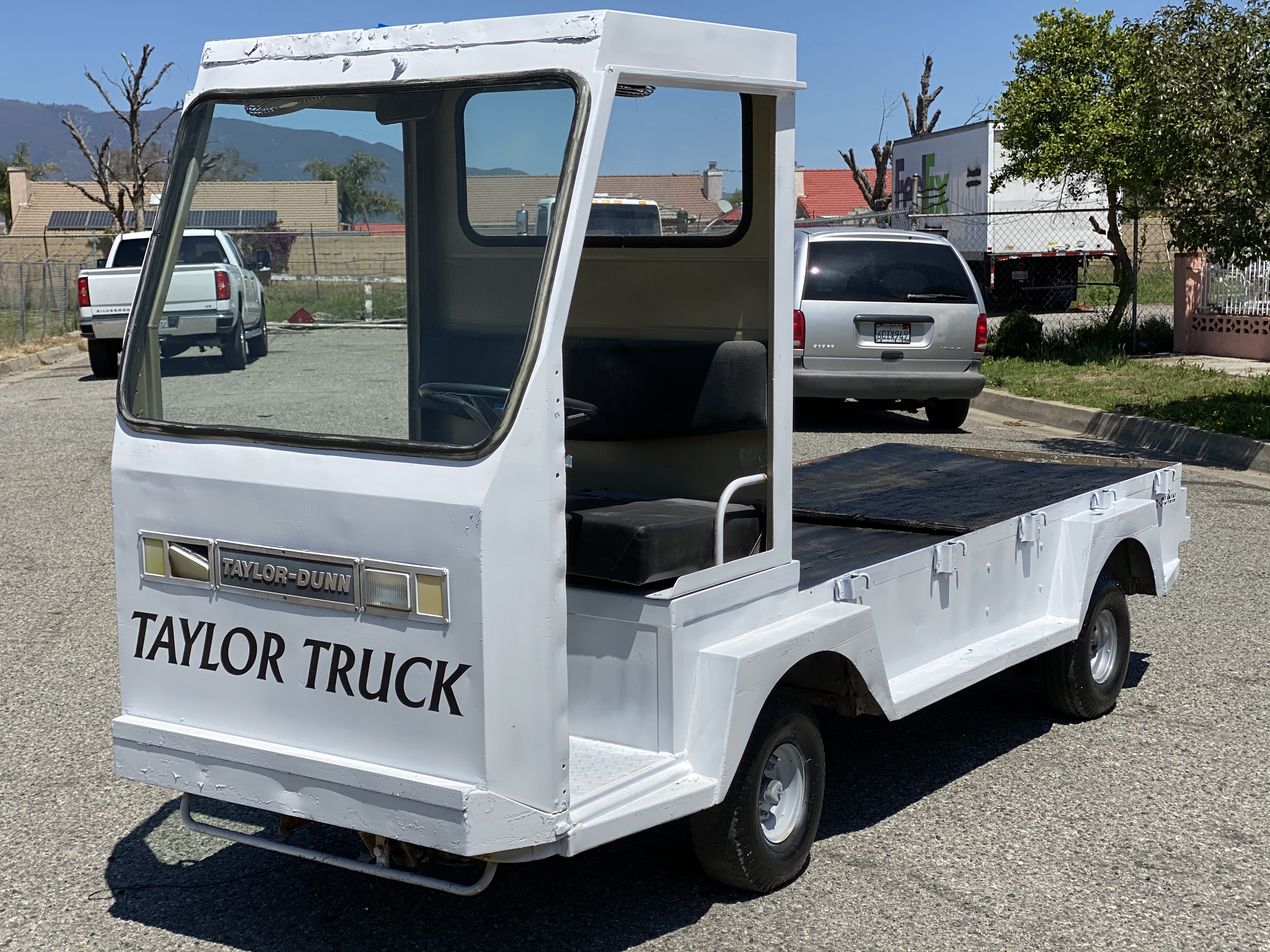Taylor Truck