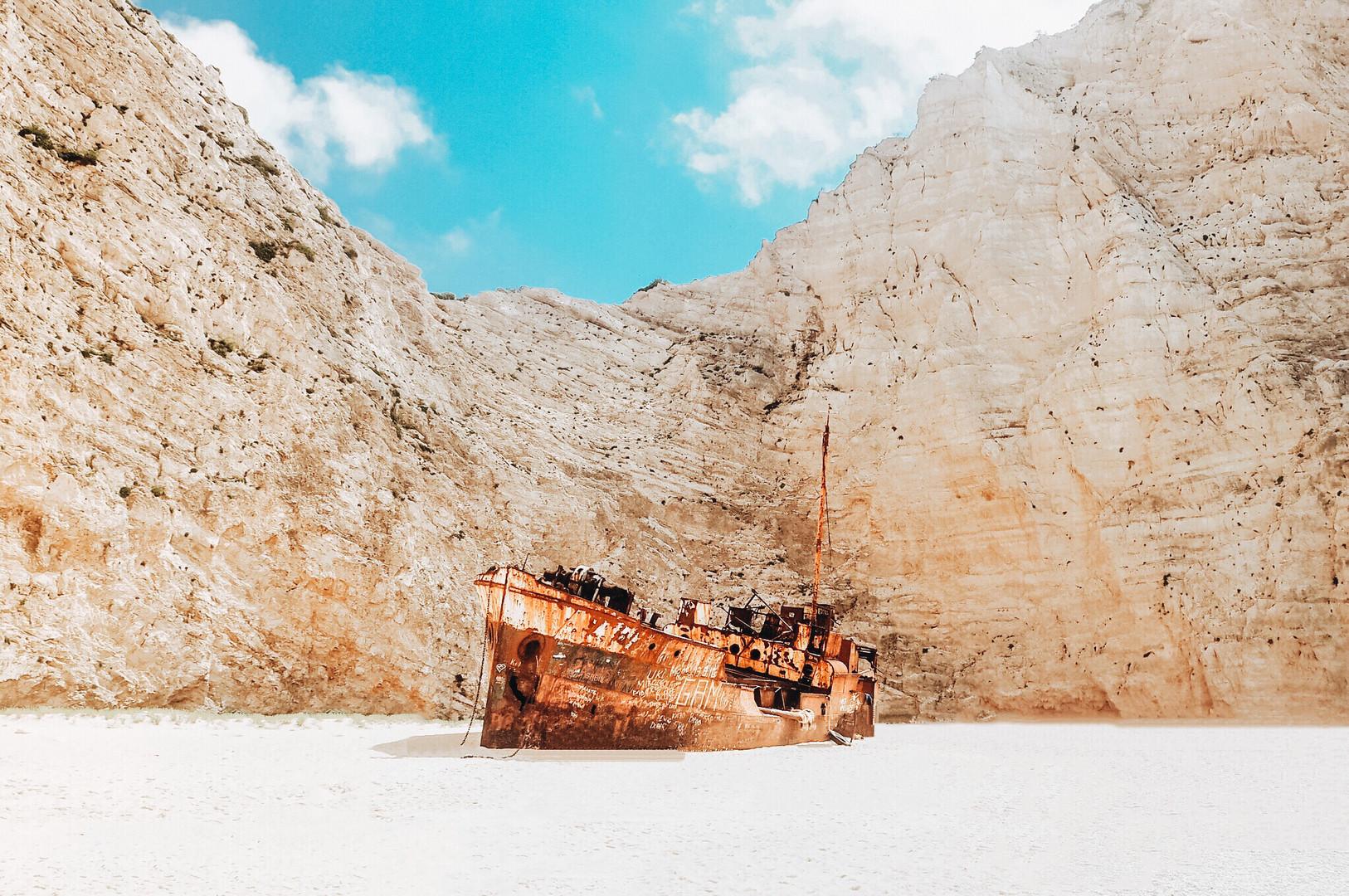 Shipwreck Beach, Zakynthos #24