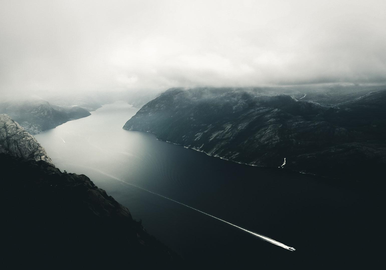 Lysefjord, Norway #8
