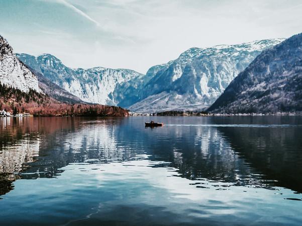 Hallstätter See, Austria