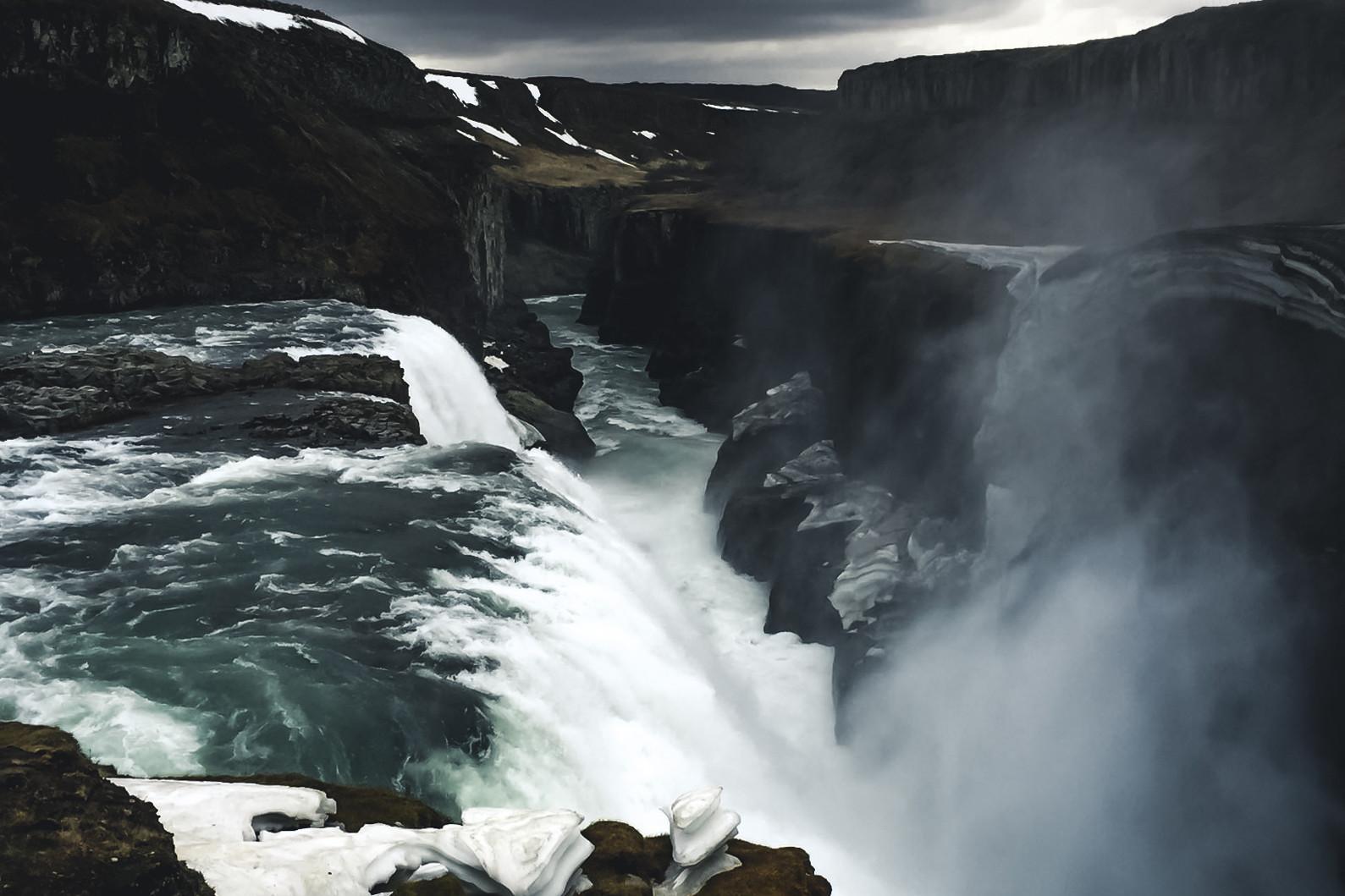 Gullfoss, Iceland #11
