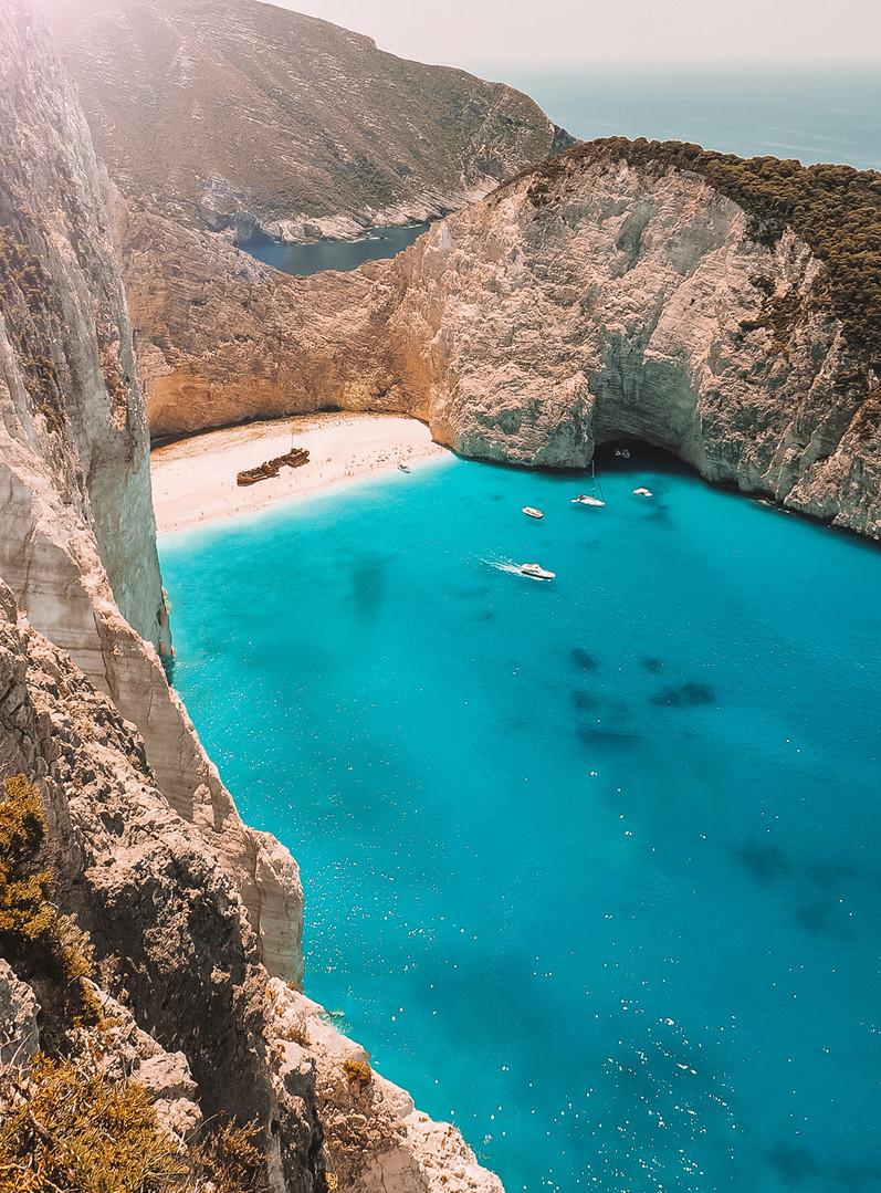 Shipwreck Beach, Zakynthos #3