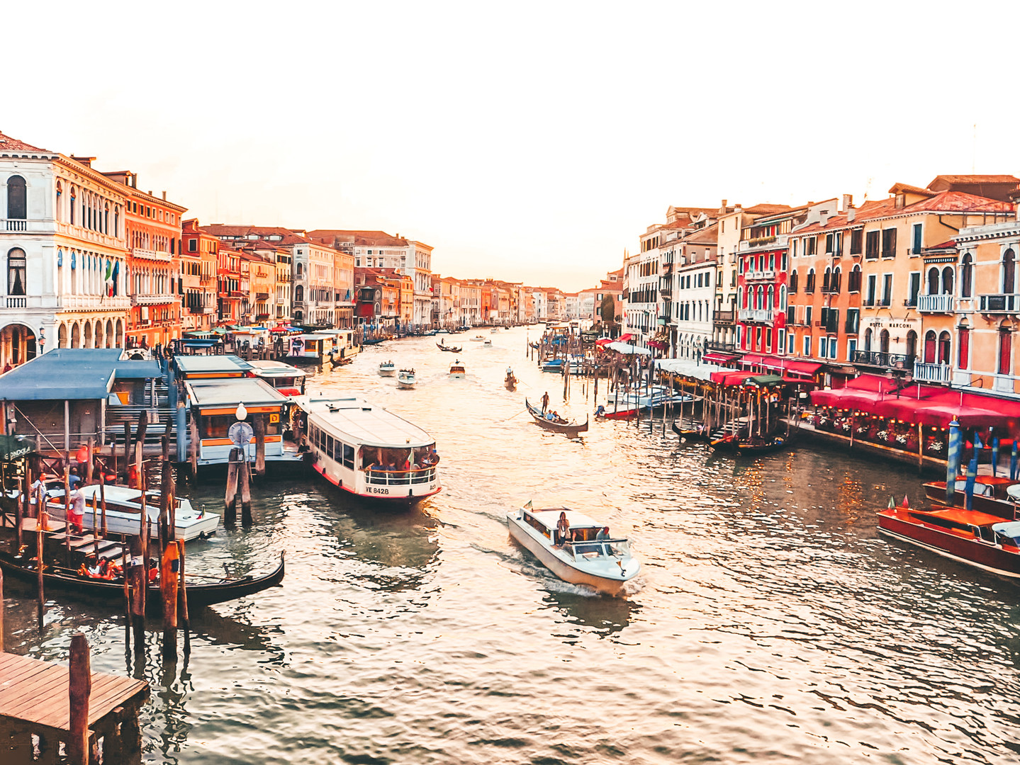 Grand Canal of Venice, Italy #9