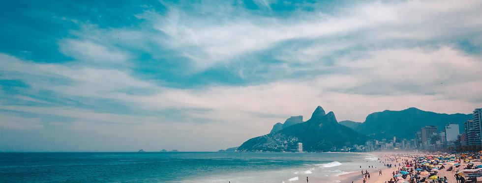 Porto de Galinhas – Salvador de Bahia – Rio de Janeiro