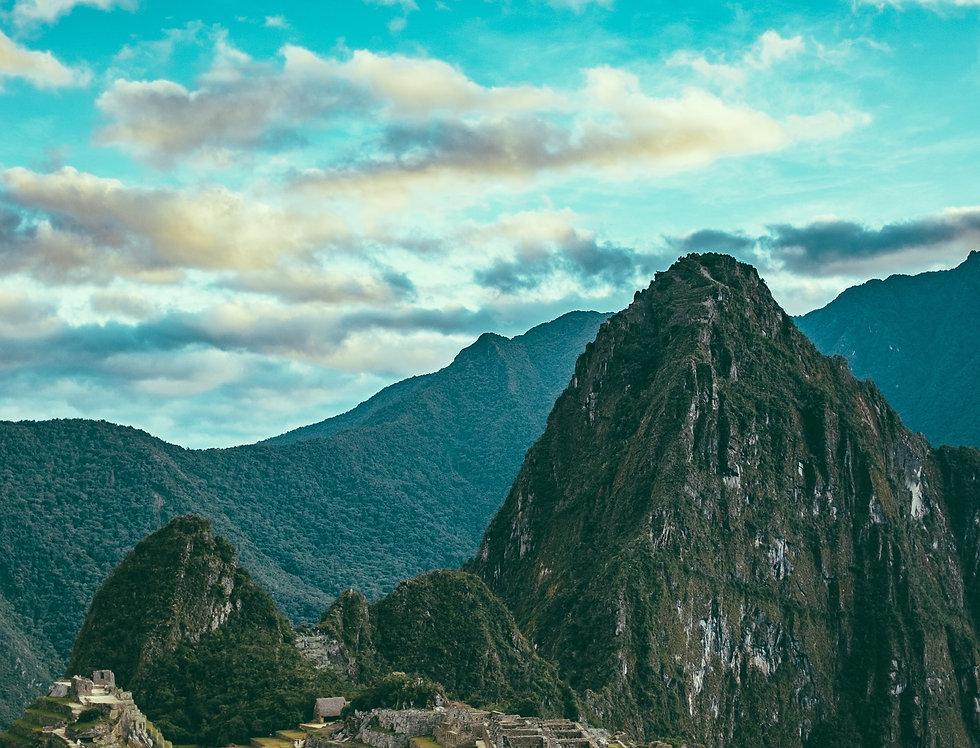 Mythical Inca Trail
