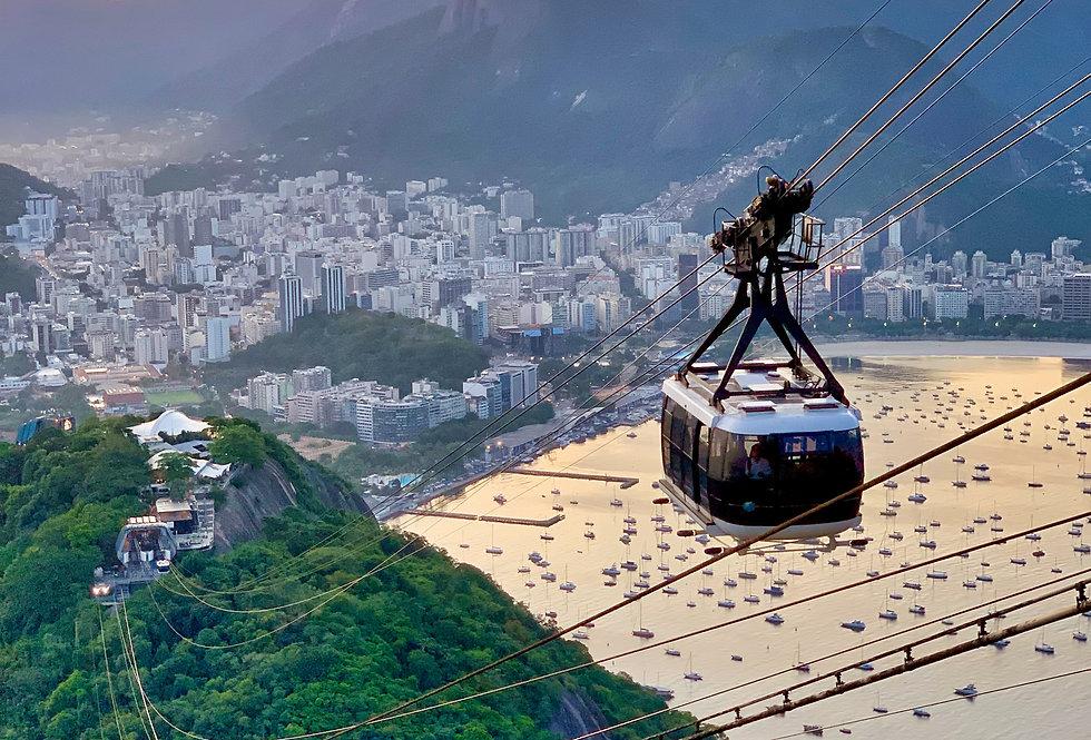 Rio de Janeiro & Amazon