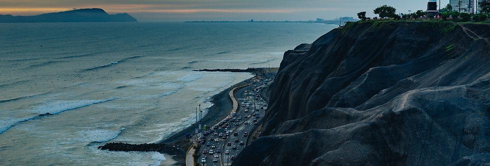 Alternative Roads by 4X4 from Lima to Machu Picchu  8days/7nights