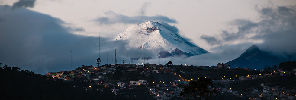 Experience in the 3 worlds (Ecuador) 08 Days /07 Nights