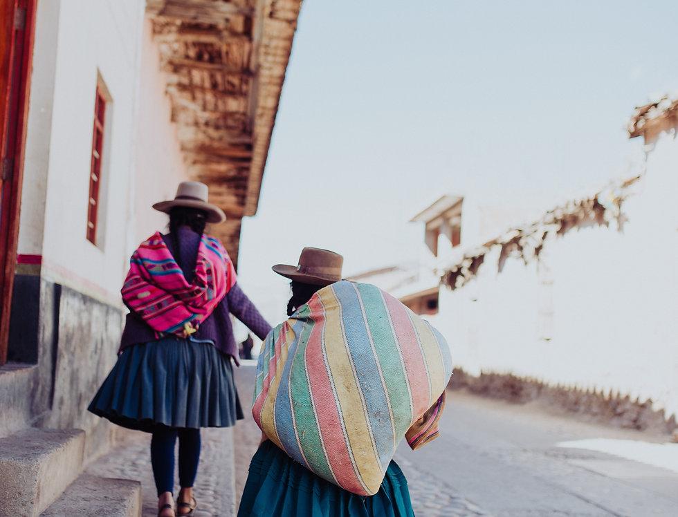 Local Community Experience included Machu Picchu