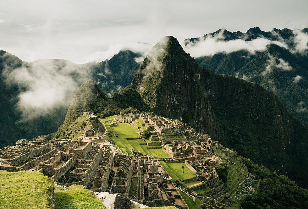 Solo Traveller - Peru