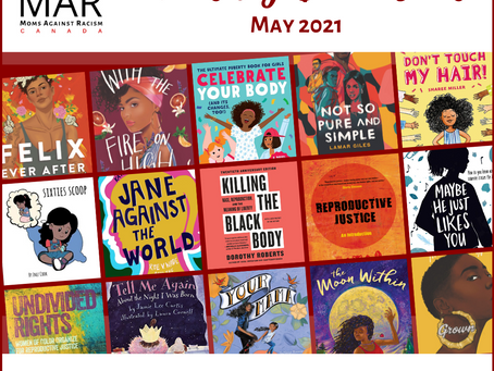 25 Diverse Books on Reproductive Justice.