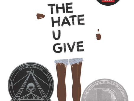 MAR Book Review: The Hate U Give