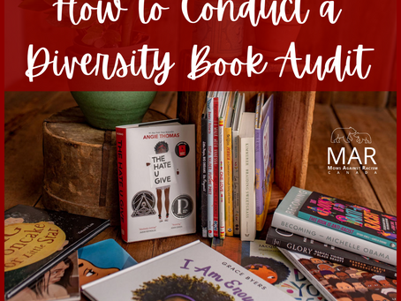 How To Conduct A Diversity Book Audit