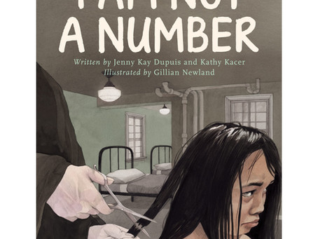 MAR Book Review: I Am Not A Number
