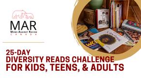 Diverse Books Reading Challenge