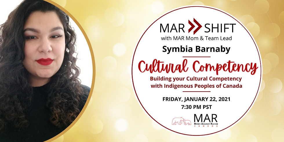 MAR Shift: Cultural Competency with Symbia Barnaby