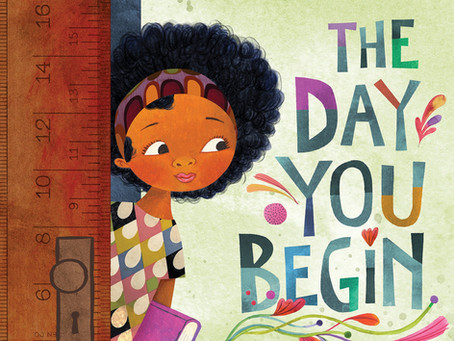 MAR Book Review: The Day You Begin