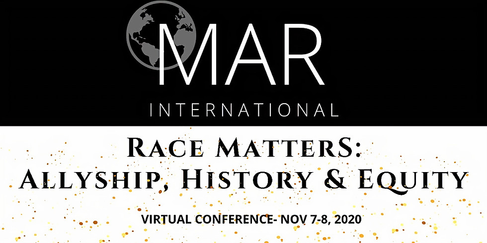 Race Matters: Allyship, History & Equity