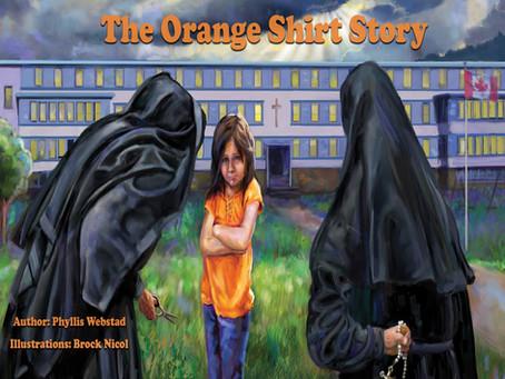 MAR Book Review: The Orange Shirt Story