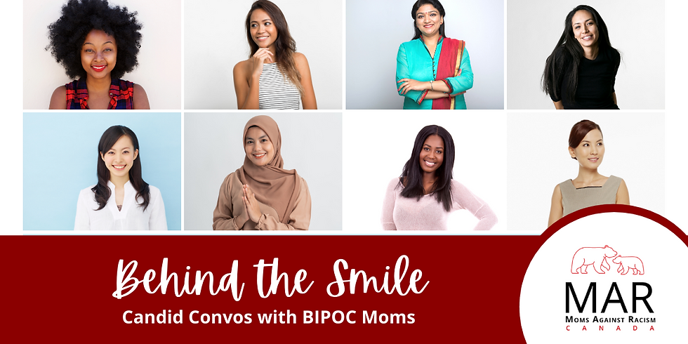 MAR Member Event: Behind the Smile: Candid Convos with BIPOC Moms