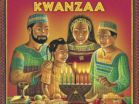 MAR Book Review: Together For Kwanzaa