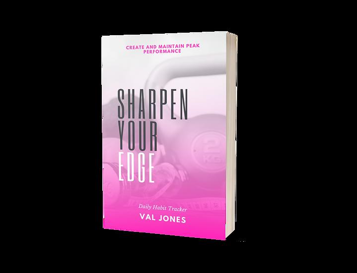 Sharpen Your Edge: Daily Habit Tracker