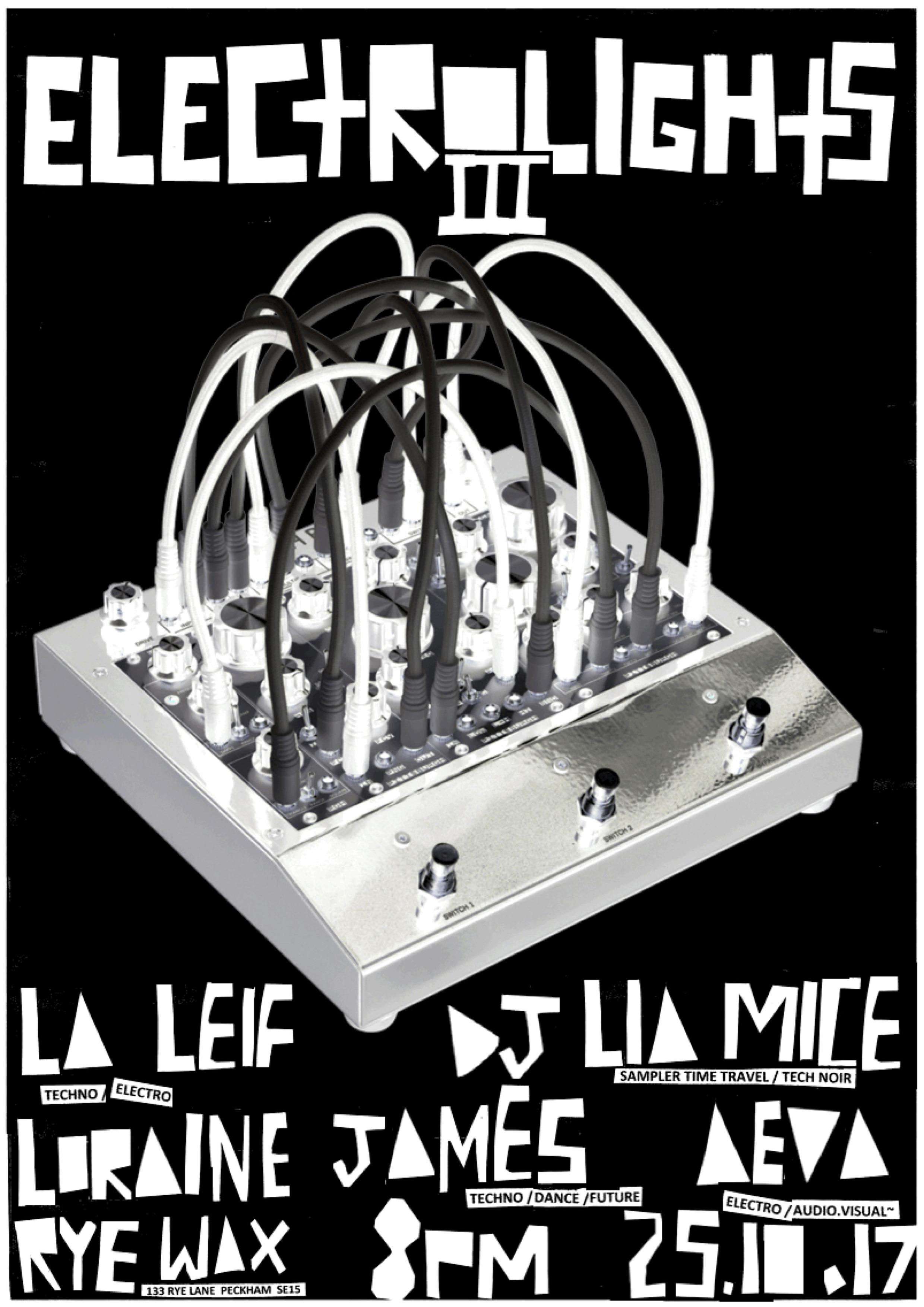 ELECTROLIGHTS_III_Poster