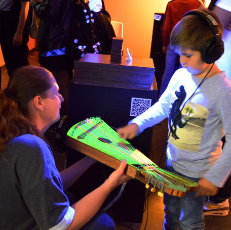INSTRUMENT SEMATARY at Ars Electronica 2019