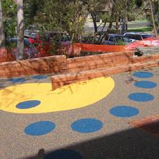 Rubaroc Colourful Play Surface