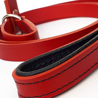 Padded Slip Lead_Red on Black [7] - Copy