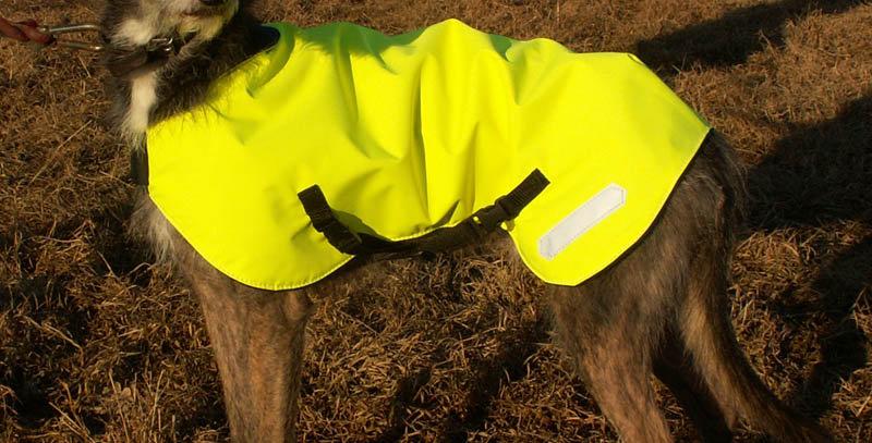 Lightweight Hi Viz Coats