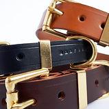 Classic Leather Buckle Collars - Traditi