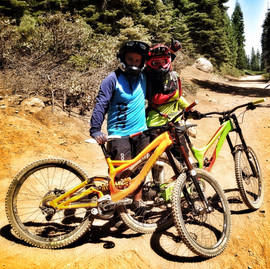 North Star Lake Tahoe Downhill Mountain Biking