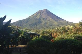 Arenal Manoa Costa Rica
