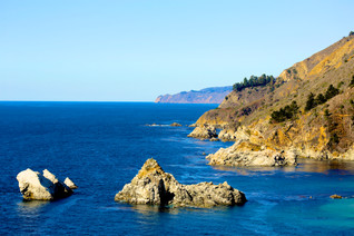 Pacific Cost at Big Sur