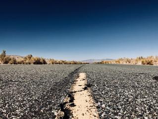Mojave Desert Road Trip