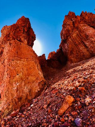 Mojave Red Rock Hike