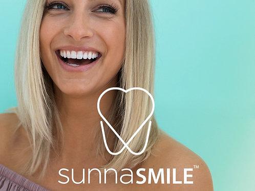 In-Salon Sunna Smile Teeth Whitening Treatment